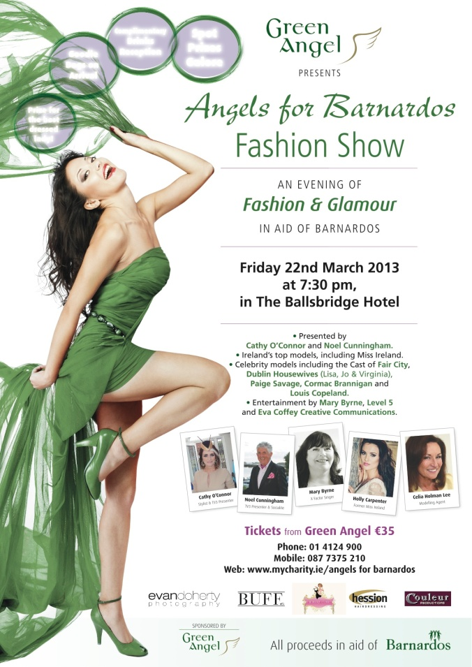 GREEN ANGEL event