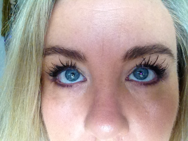 Okay Eyelash Extensions This Is It Last Day Bright Beautyfull