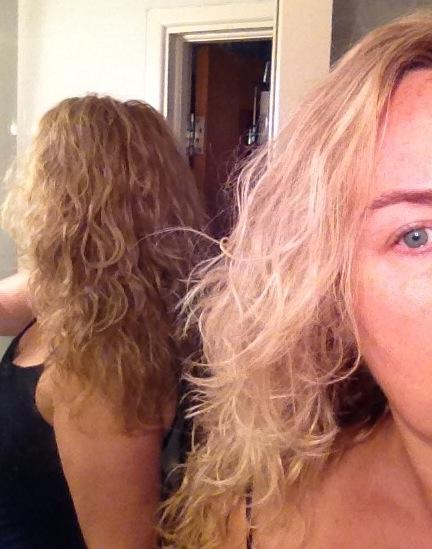 WELLA curls 2