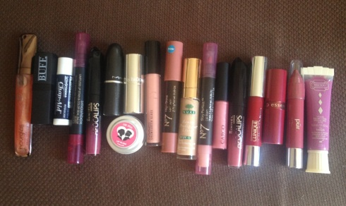 ALL THE LIPPYs