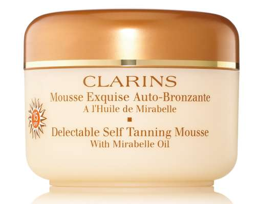 CLARINS DELECTABLE MOUSSE