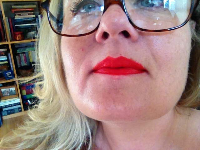 YSL Rouge Neon