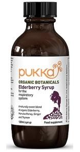 PUKKA elderberry syrup