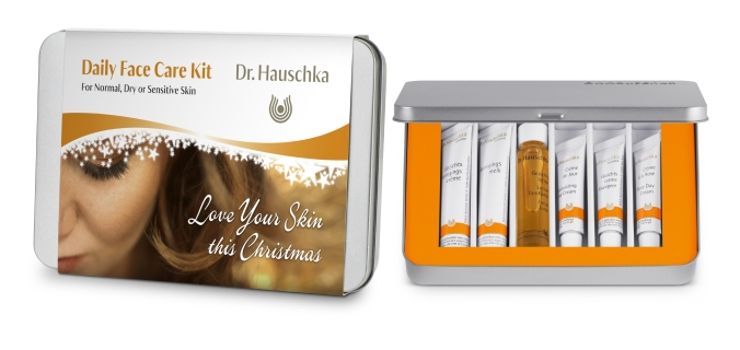 DrHauschka Daily Face Care Kit