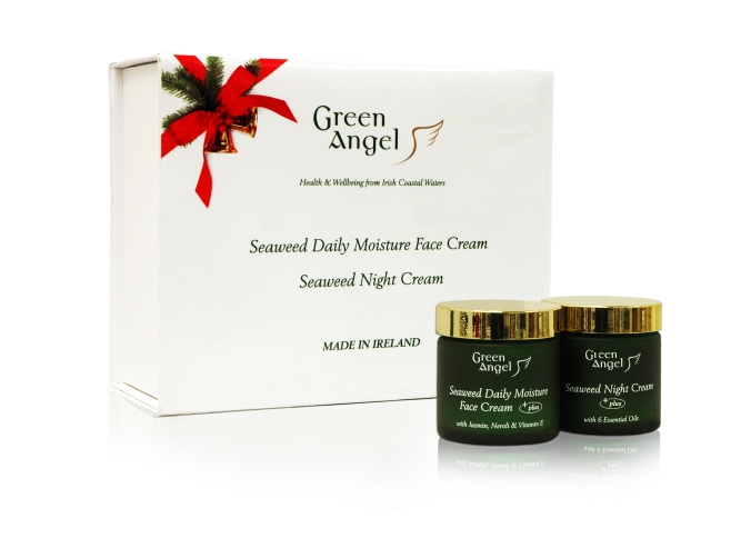 GREEN ANGEL face cream set