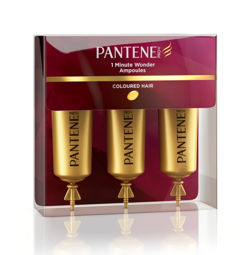 Pantene Pro-V Strength  Shine 1 Minute Wonder Ampoules €5.69