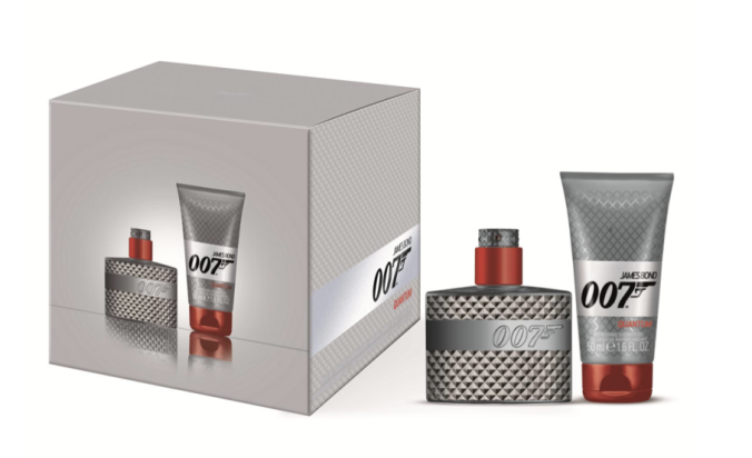 007 FRAGRANCE SET