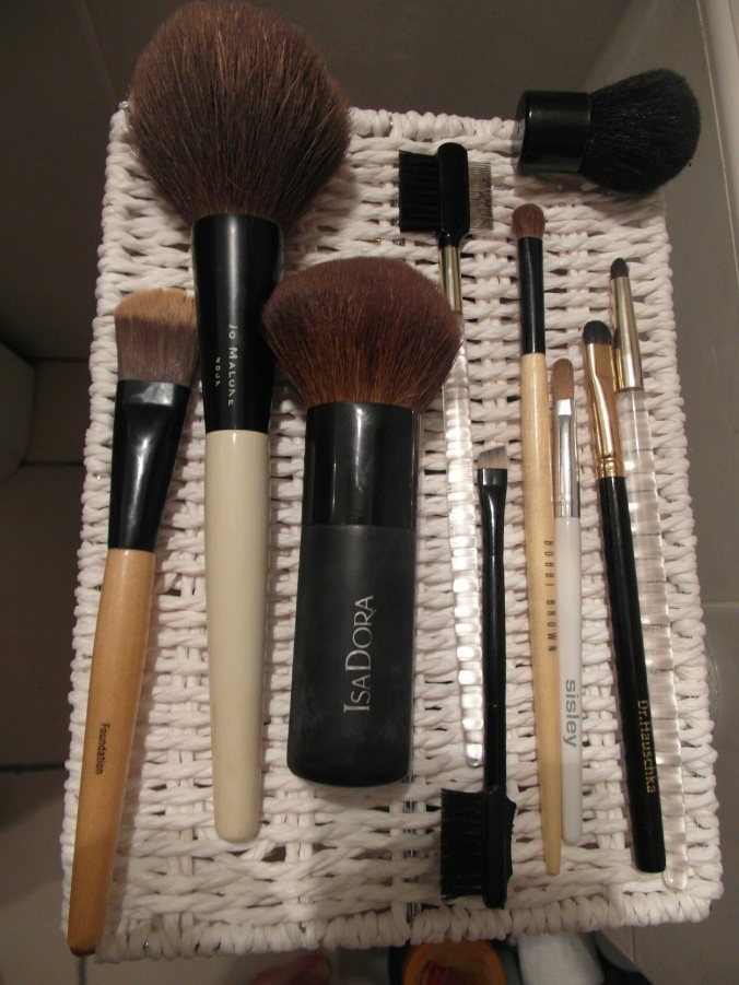 MY BRUSHES