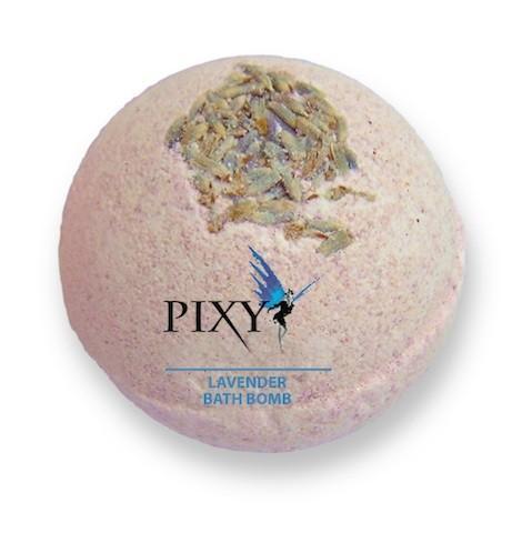 PIXY LAVENDER BATH BOMB