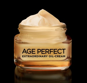 AGE PERFECT cream pot