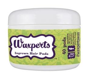 WAXPERTS Ingrown Hair Pads