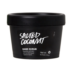 LUSH salted coconut
