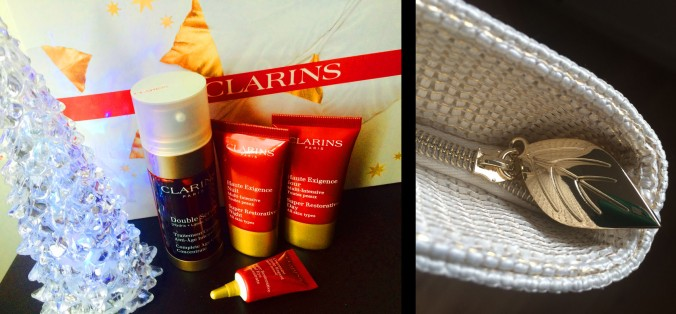 CLARINS Double Serum gift