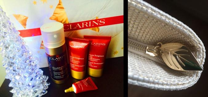 CLARINS Double Serum gift