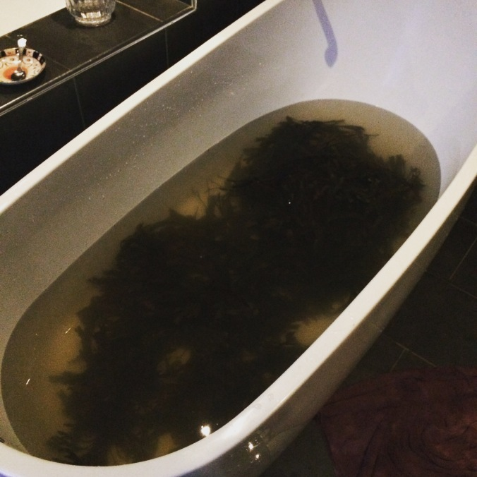 THE SEAWEED BATH